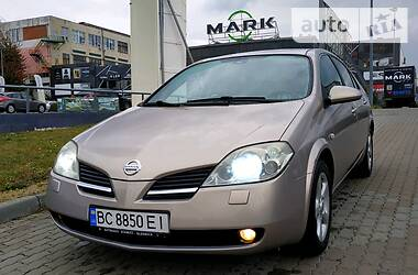Nissan Primera 2007 в Львове