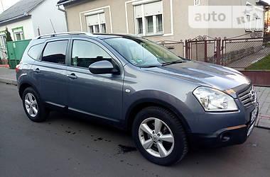 Nissan Qashqai+2 2008 в Перечине