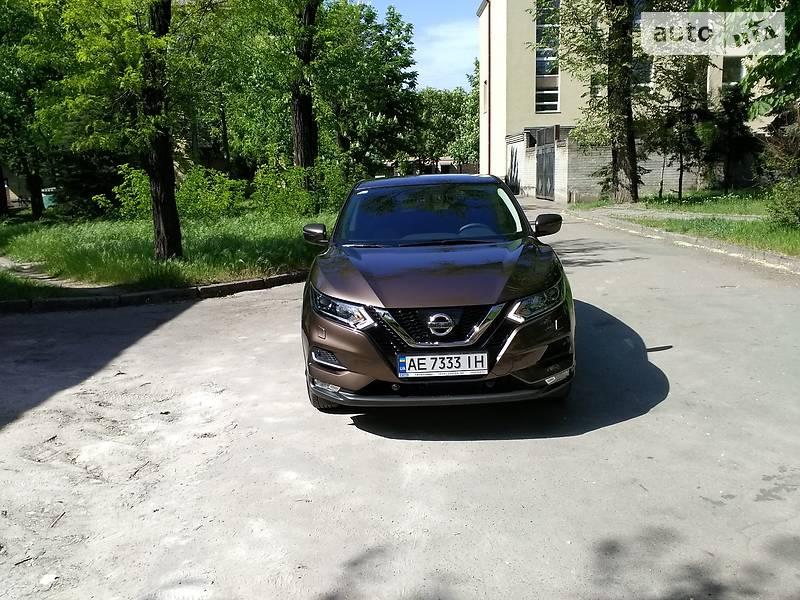 Nissan Qashqai 2018 в Кривом Роге