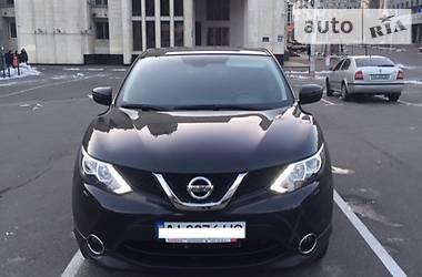 Nissan Qashqai 2015 в Киеве