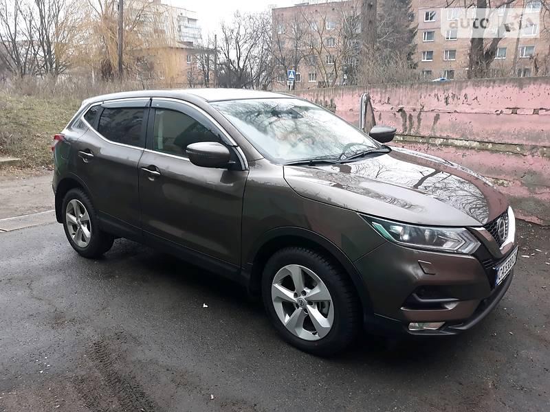 Nissan Qashqai 2018 в Черкассах