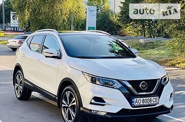 Nissan Qashqai 2018 в Ивано-Франковске