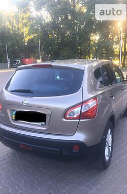 Внедорожник / Кроссовер Nissan Qashqai 2010 в Киеве