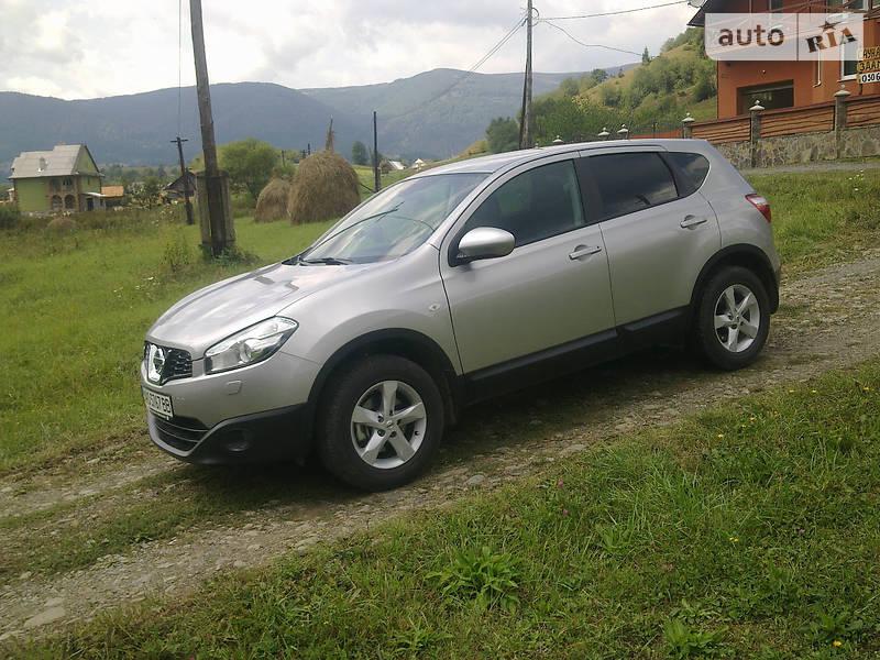 Nissan Qashqai 2012 в Межгорье