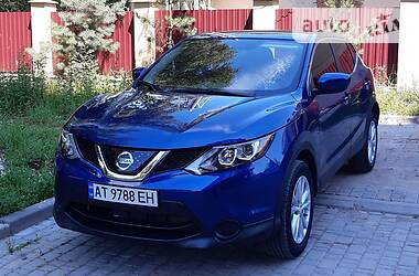 Nissan Rogue Sport 2018 в Ивано-Франковске