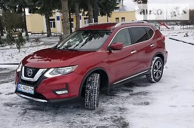 Nissan Rogue 2018 в Луцке