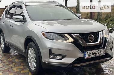 Nissan Rogue 2017 в Дніпрі