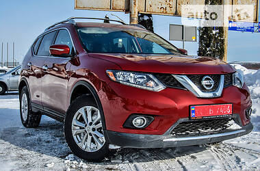 Nissan Rogue 2015 в Львові