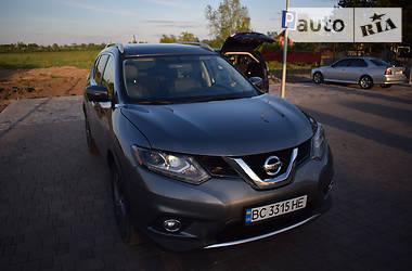 Внедорожник / Кроссовер Nissan Rogue 2015 в Львове