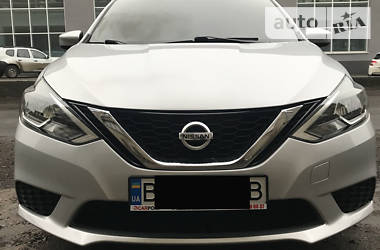 Nissan Sentra 2017 в Одесі