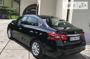 Седан Nissan Sentra 2018 в Черновцах
