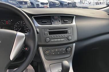 Седан Nissan Sentra 2014 в Львове