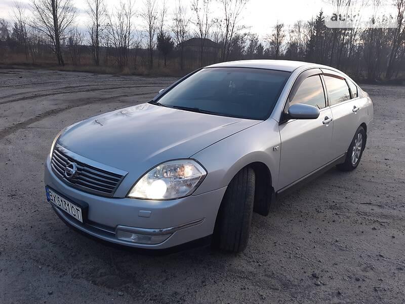 Nissan Teana 2006 в Славуте