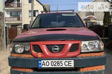 Внедорожник / Кроссовер Nissan Terrano 2005 в Ужгороде