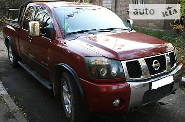 Nissan Titan 2004 в Запорожье