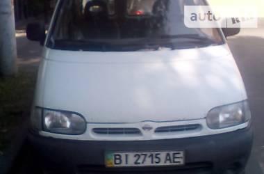 Nissan Vanette груз. 1999 в Полтаве