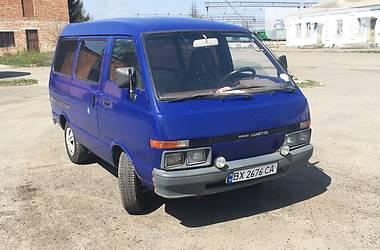 Nissan Vanette пасс. 1992 в Хмельницком