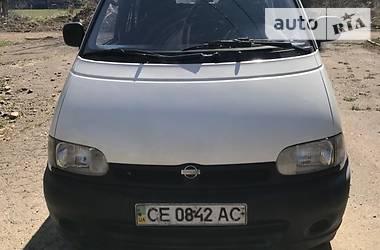 Nissan Vanette пасс. 1999 в Черновцах