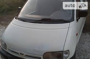 Nissan Vanette пасс. 1999 в Львове