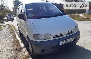 Nissan Vanette пасс. 1999 в Каменец-Подольском