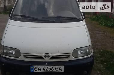 Nissan Vanette пасс. 1999 в Умани