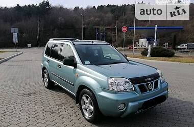 Nissan X-Trail 2001 в Могилев-Подольске
