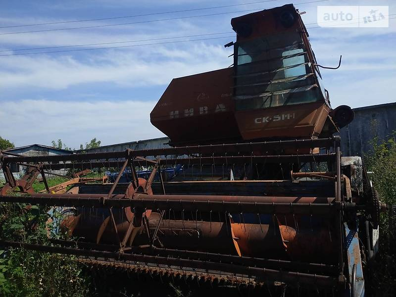 Комбайн зернозбиральний Нива БЗЛС 1994 в Конотопі