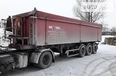 Novatrail NTL SAF 38m3 2004