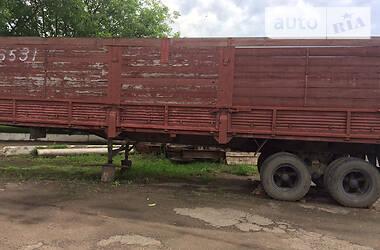 Бортовой полуприцеп ОДАЗ 9370 1989 в Бершади
