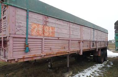 Зерновоз - полуприцеп ОДАЗ 9370 1991 в Немирове