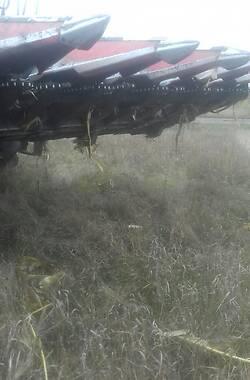 Жатка для уборки кукурузы Olimac Drago 2012 в Ичне