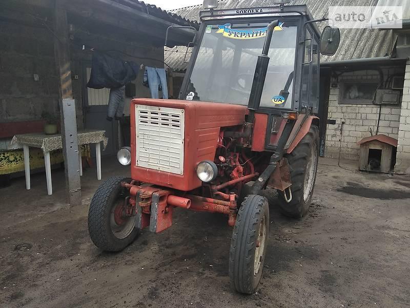 Трактор сільськогосподарський ТОВ Трактор Уралец 1989 в Рівному