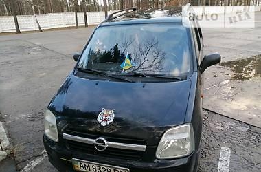 Универсал Opel Agila 2002 в Радомышле