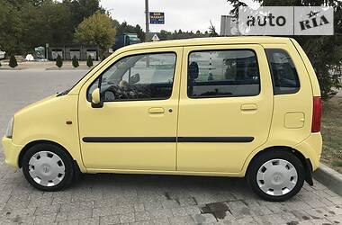 Минивэн Opel Agila 2006 в Львове
