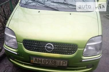 Opel Agila 2000 в Селидово