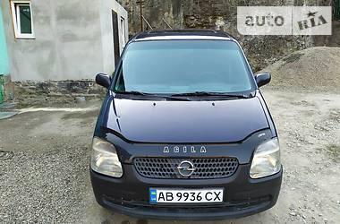 Opel Agila 2001 в Кам'янець-Подільському