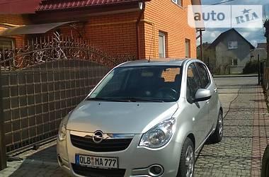 Opel Agila 2012 в Луцьку