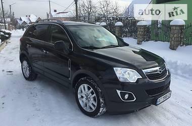Opel Antara 4X4 2.2CDTI