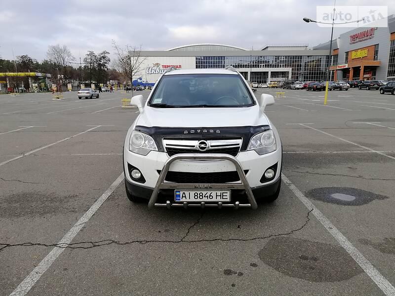 Opel Antara 2011 в Броварах