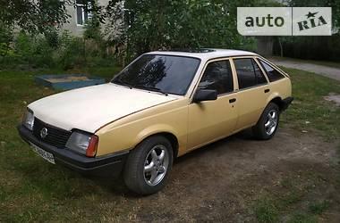 Opel Ascona 1986 в Львове