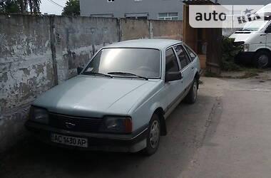 Opel Ascona 1984 в Луцке