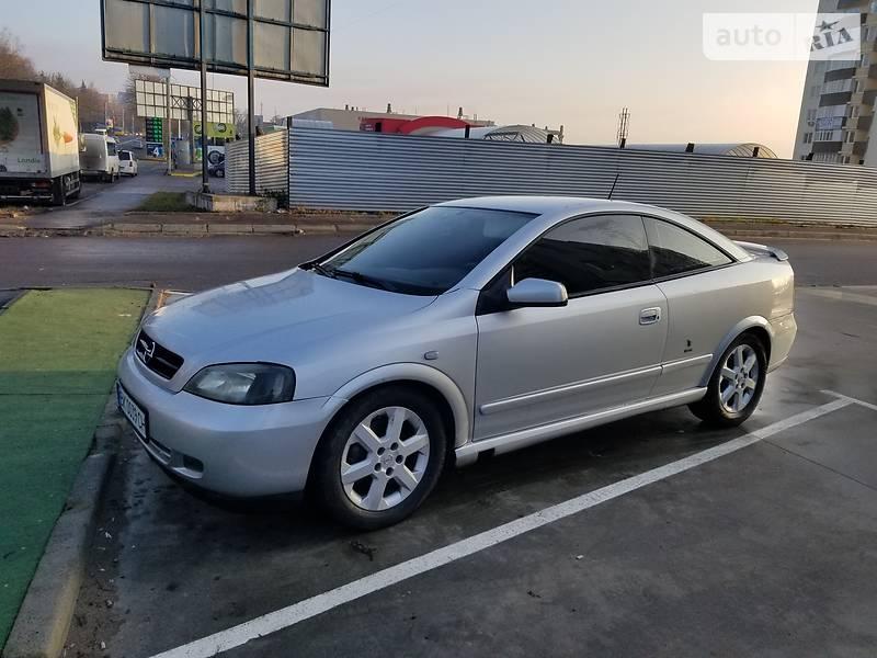 Opel Astra Coupe Bertone 2001 в Ровно