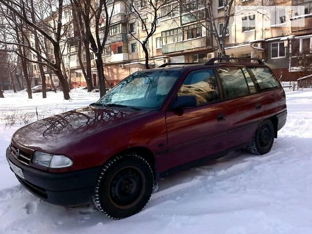 Opel Astra F 1992 в Днепре