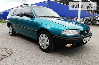 Opel Astra F 1994 в Ивано-Франковске