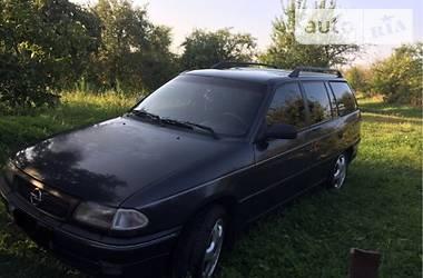 Opel Astra F 1996 в Ровно