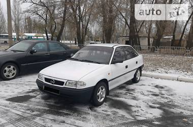 Opel Astra F 1998 в Донецке