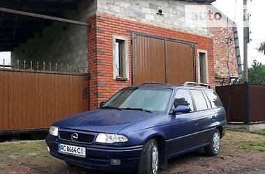 Opel Astra F 1995 в Владимир-Волынском