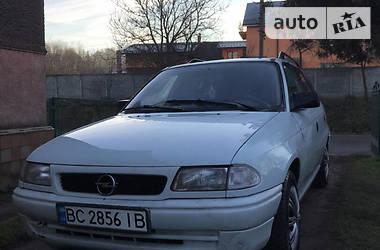 Opel Astra F 1995 в Мостиске