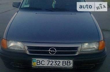 Opel Astra F 1993 в Самборе