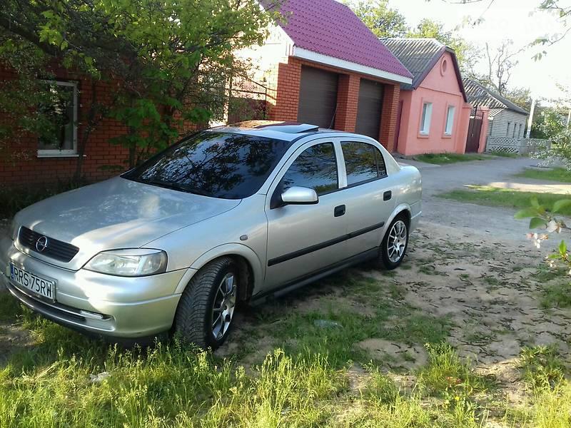 Opel Astra G 2000 в Николаеве